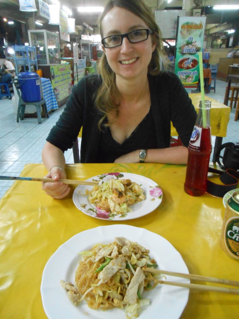Pad Thaï au Night Market