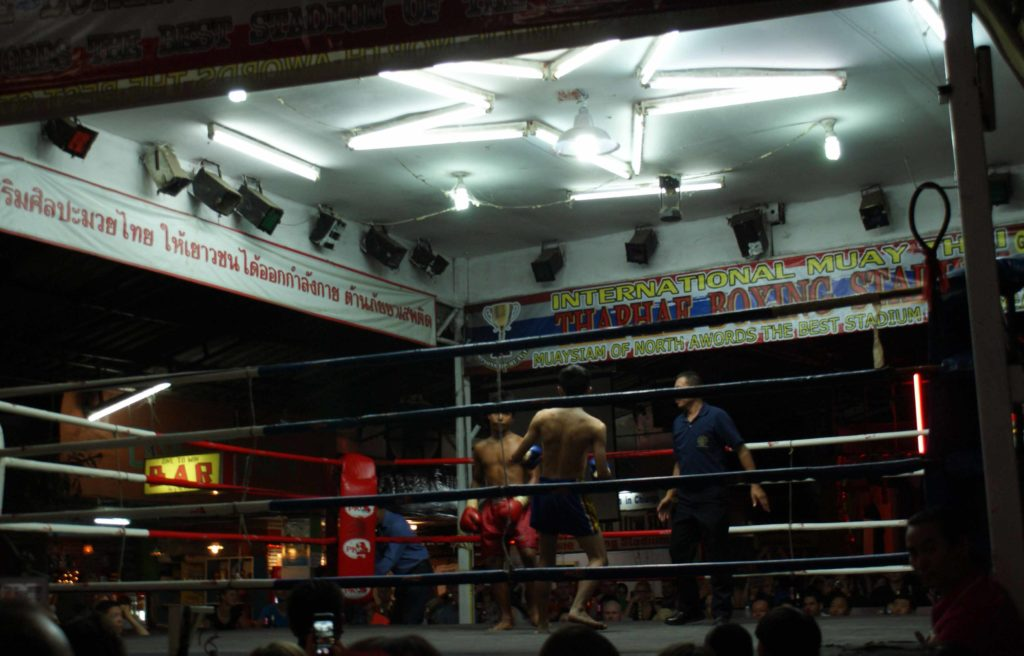 Thapae Boxing Stadium