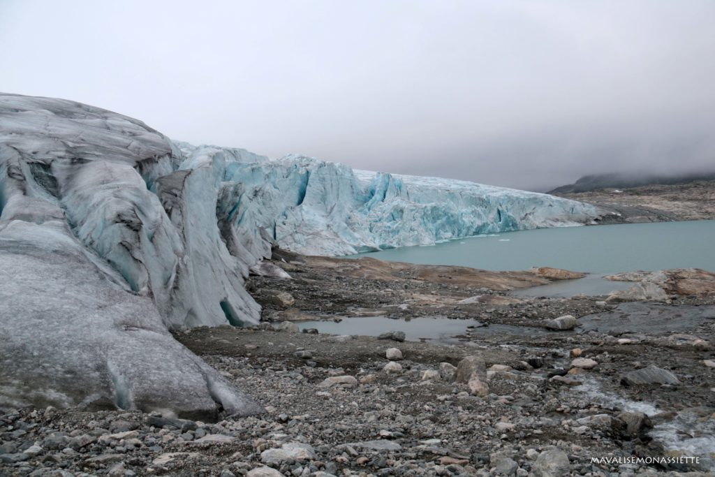 Glacier Nigardsbreen